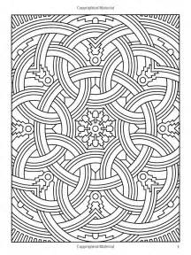 deco tech geometric coloring book coloring therapy for
