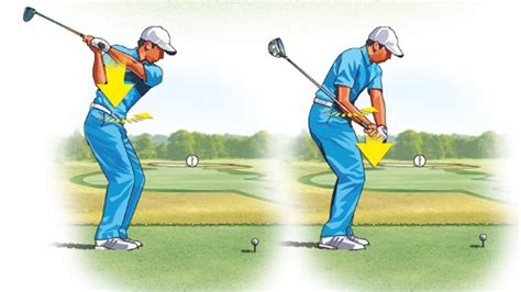 shoulder movement in golf swing the secret to straight hitting sergio garcia s power lag