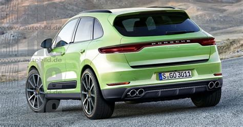 nuova porsche macan 2018 2018 porsche macan sits nicely between its two brothers