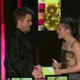 kiss format gif kristen stewart and robert pattinson 2011 mtv movie