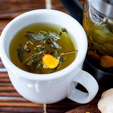Ayurvedic Detox Tea Recipe by Musely
