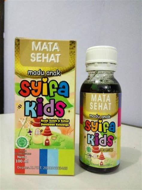 Distributor Madu Anak Syifa Mata Sehat madu anak syifa mata sehat alzafa store