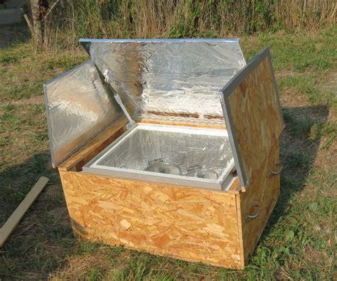 diy solar cooker diy solar oven 6