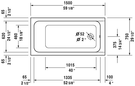 what is the standard length of a bathtub what is the standard length of a bathtub standard size of jacuzzi tub decor references