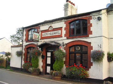 craine house queens head hotel sarn bridge 169 peter craine cc by sa 2 0 geograph britain and