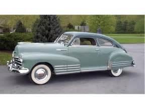 1948 chevrolet fleetline aerosedan antique cars