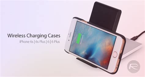 iphone    wireless charging cases      redmond pie