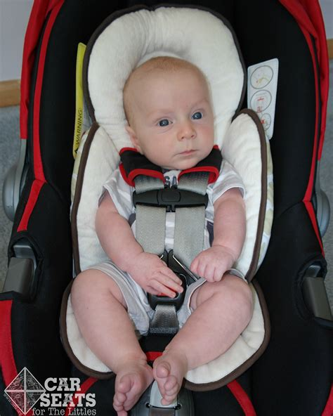 britax car seat insert car seats for the littles non regulated products for car