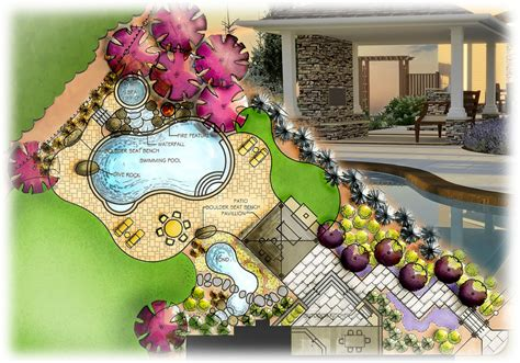 Home Design 3d Levels residential landscape design landscape construction pool