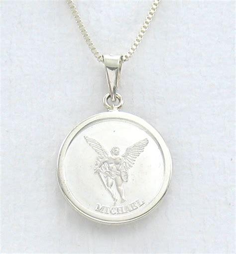 archangel michael necklace 16mm landing company