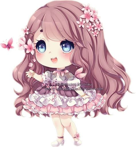 anime chibi 1 3 chibi commission for ninthform