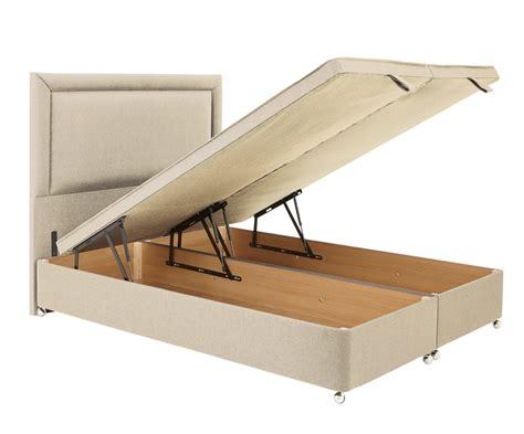 luxury ottoman beds luxury ottoman base oatmeal 3 0 single bed sava