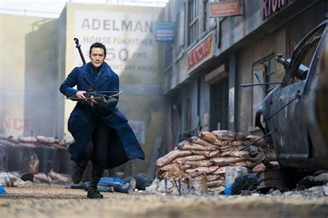 into the badlands tv show on amc canceled or renewed into the badlands season three first look images