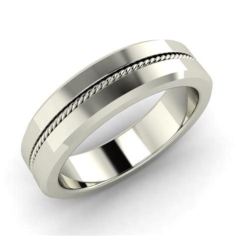 sterling silver comfort fit wedding bands sterling silver 6 0mm comfort fit men s wedding band fine