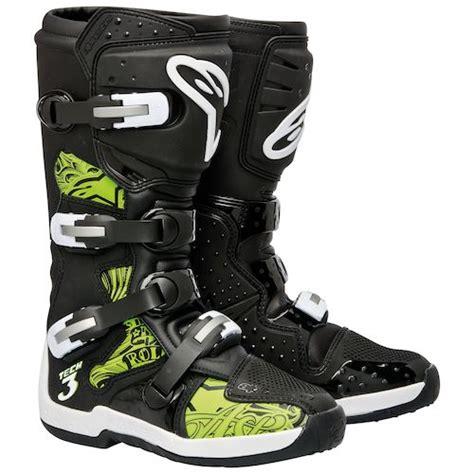 Sepatu Cross Tech 3 alpinestars tech 3 boots revzilla