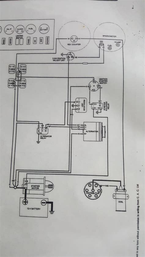 1965 jaguar 2 wiring diagrams repair wiring scheme