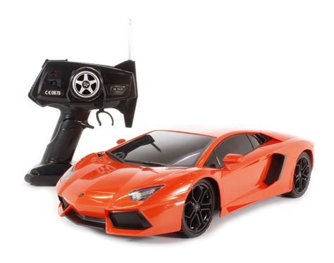 Orange Lamborghini Remote Car Hattons Co Uk Xq Xqrc12 7aa Lamborghini Aventador In
