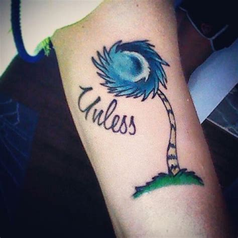 dr seuss tattoo my