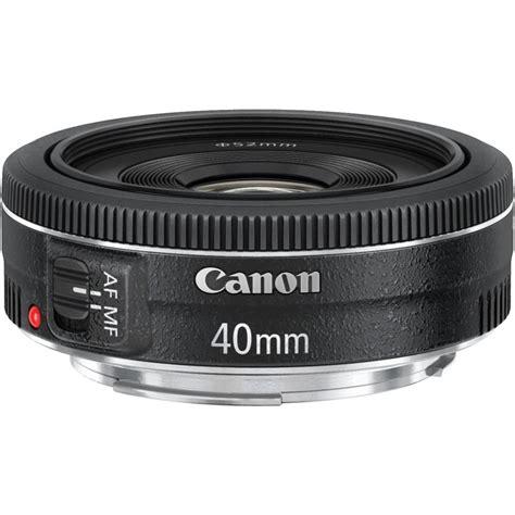 canon ef 40mm f 2 8 stm lens 6310b002 b h photo