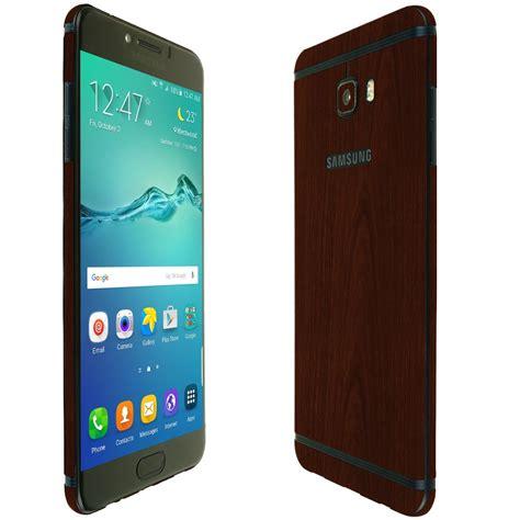 Samsung Pro Samsung Galaxy C7 Pro Techskin Wood Skin