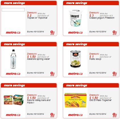 printable grocery coupons quebec metro quebec printable store coupons december 4 10
