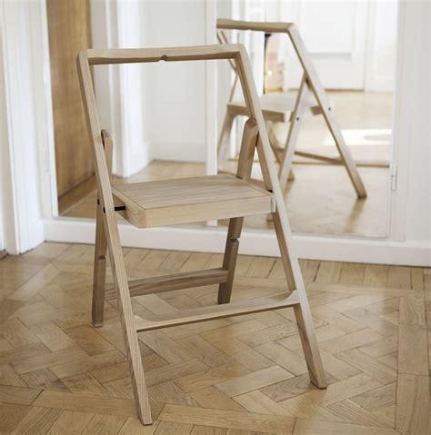 sedie pieghevoli in legno mini step sedia pieghevole in legno sediarreda