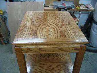red oak  tables woodworking blog  plans