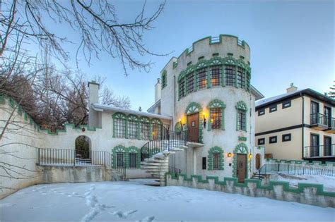 Sw Castle you can buy this stunning castle in calgary right now