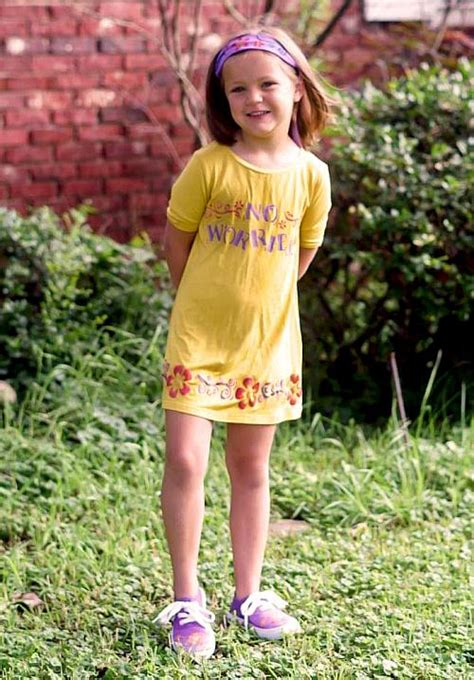 worries girls summer frock project  decoart