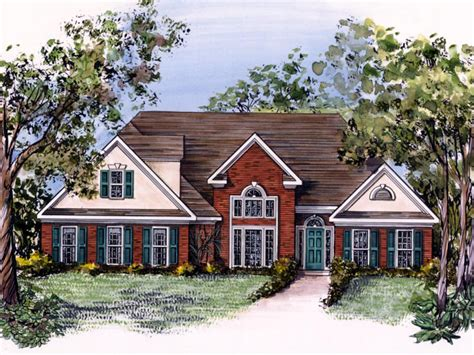 roxanna southern ranch home plan 076d 0054 house plans