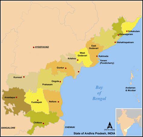Andhra Pradesh Search List Of Districts In Andhra Pradesh