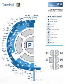 dallas fort worth international airport maplets