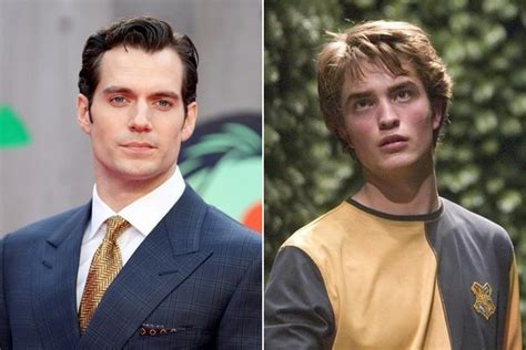 robert rodriguez harry potter henry cavill as cedric diggory all the actors who could