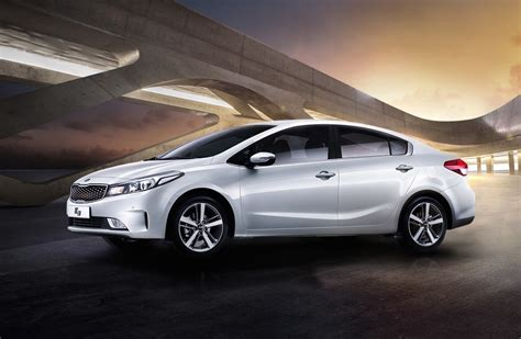 New Kia 2016 2016 Kia Cerato Revealed In Sedan Form In South Korea
