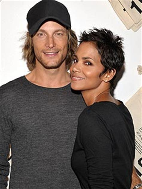 harry berry hairstyle gabriel aubry videos at abc news gabriel aubry sad about split from halle berry breakups