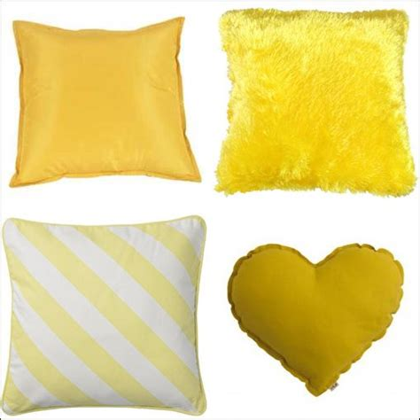 coussin jaune coussin jaune moutarde images