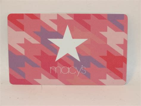 Macys Gift Cards - macys gift card stars zero balance