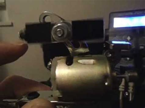 how to tune a tattoo machine how to tune a rotary machine