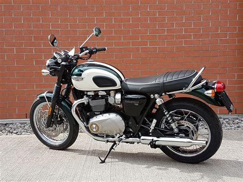 Triumph Motorrad Qualität by Moto Veicoli Nuovi Acquistare Triumph Bonneville T120 1200