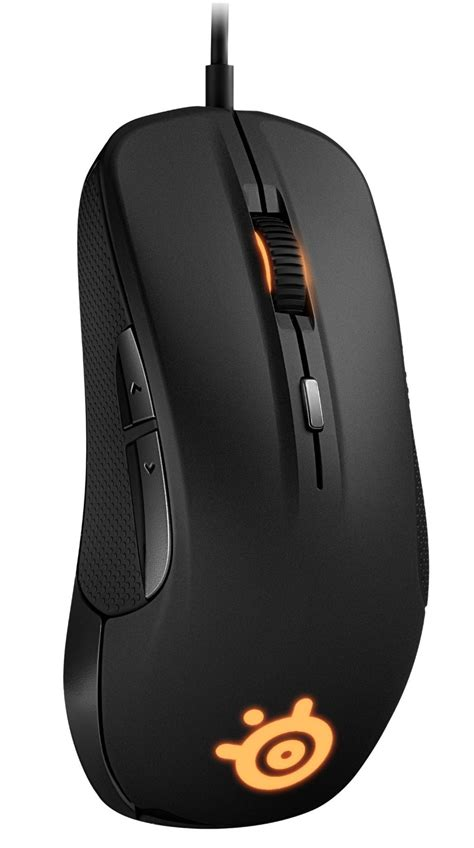 Mouse Steelseries Rival 300 steelseries rival 300 gaming mouse black