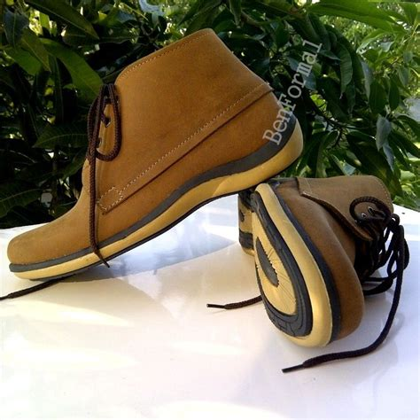 Sepatu Boots All Bike sepatu semi boot kulit asli sepatu formal kulit asli simple exclusive shoes and