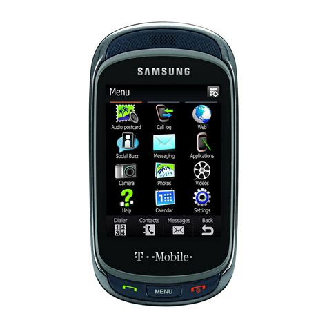 samsung t669 gravity touch qwerty keyboard t mobile easy slider cell phone 610214626660 ebay