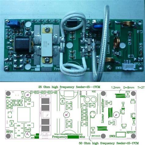 Power Lifier Mini Slaudio Bravo 16 buy wholesale ham radio lifier from china ham radio lifier wholesalers aliexpress