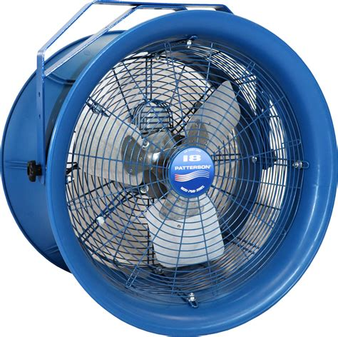 patterson 30 high velocity high velocity industrial fans patterson fan patterson