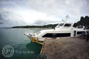 fast boat coron to el nido 09 fast craft montenegro lines el nido coron
