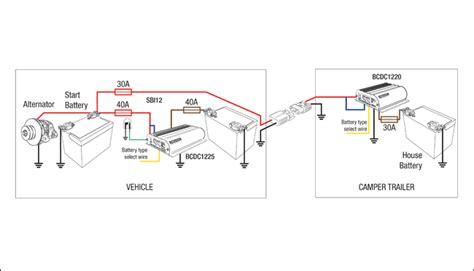 dual bcdc setup wiring diagrams redarc electronics
