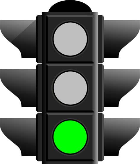 Green Traffic Light green traffic light clip at clker vector clip