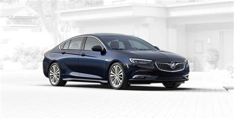 Buick Hatchback Why The 2018 Buick Regal Sportback Is More Than Just A