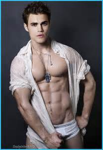 gallery for gt paul wesley 2013 shirtless