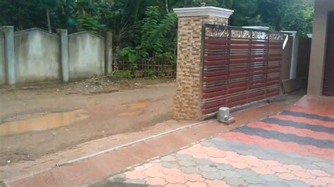 Automatic Home Design Sliding Gate Designs Us With Gorgeous Automatic Gates